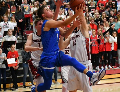 Boys Basketball and Wrestling District Tournaments